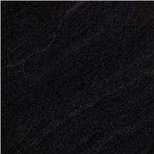 India Black Fantasy Granite
