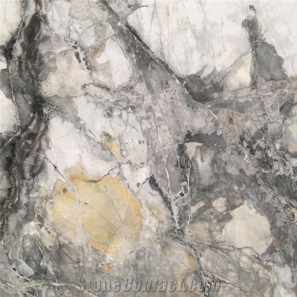 Invisible Grey Gold Marble Grey Marble Stonecontact Com