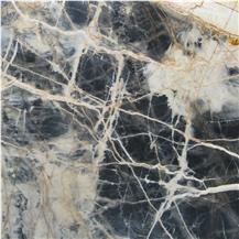 Jungle Black Marble