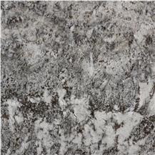 Metallic White Granite