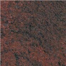 Multicolor Red Granite