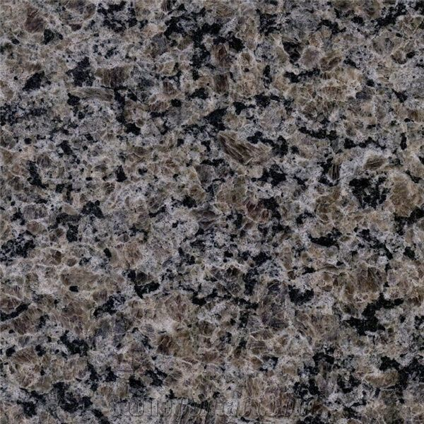 New Caledonia Granite Brown