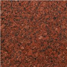 New Red Aswan Granite