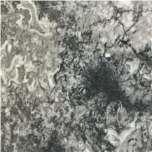 Ocean Blue Grey Marble