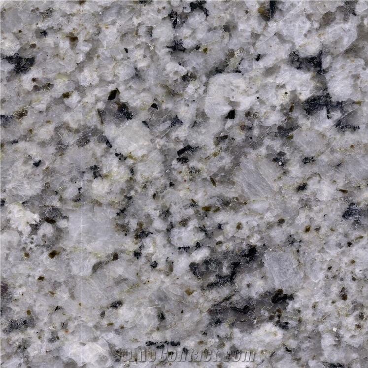 Oyster White Granite Slab: Oyster White Granite