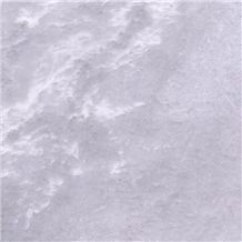 Pale White Marble