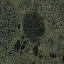 Pebble Green Granite