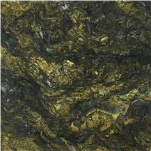 Picasso Green Granite