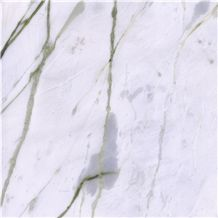 Picasso White Marble