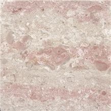 Poymer Pink Marble