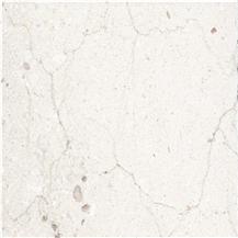Poymer White Marble