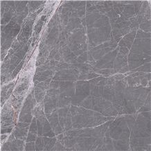 Premium Silver Marble