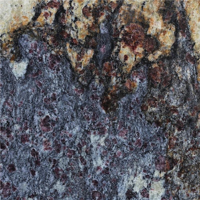 Purple Dunes Granite Purple Granite Stonecontact Com