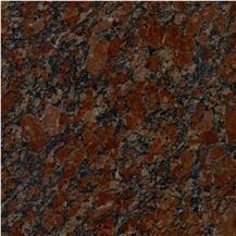 Red Moss Granite