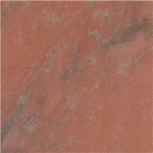 Red Sunset Marble