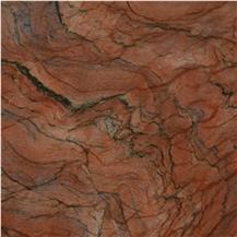 Red Tempest Quartzite