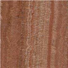 Red Wood Grain Marble