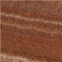 Red Wood Grain Onyx