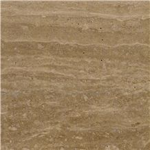 Roman Walnut Travertine