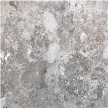 Silver Platinum Marble