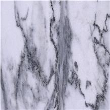 Spider White Marble