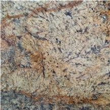 Titanium Gold Granite