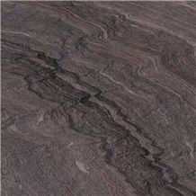 Violet Butterfly Marble