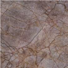 Violet Gold Marble