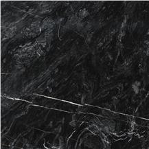 Wavy Black Marble