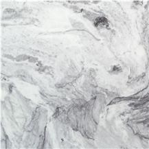 White Syberian Marble