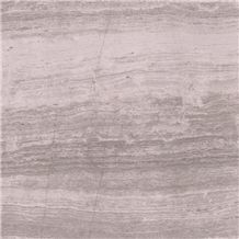 White Wood Grain Marble
