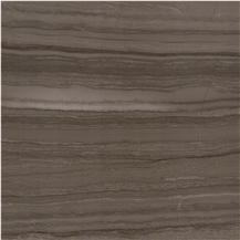 Wood Grain Brown Marble