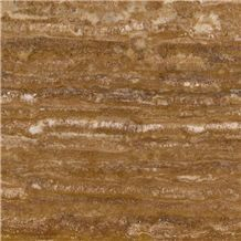 Yellow Brown Travertine