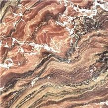 Yetra Red Marble
