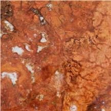 Yozgat Red Travertine