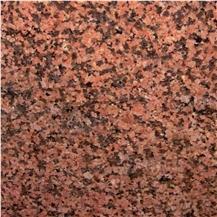 Zheltau Red Granite