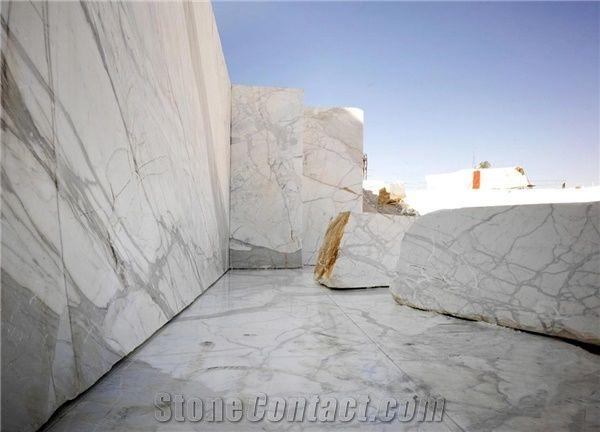 Calacatta Carrara Marble Quarry - StoneContact com