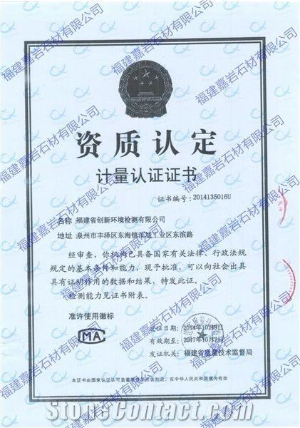 中文版 环保检测报告
