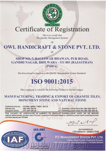ISO 9001 :20015
