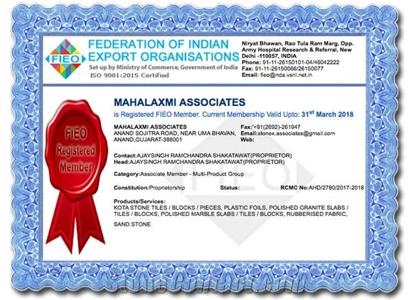 Registered FIEO-Member