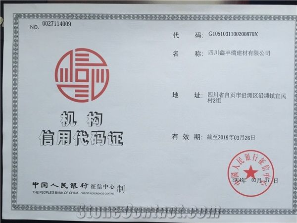 Institutional Credit Code