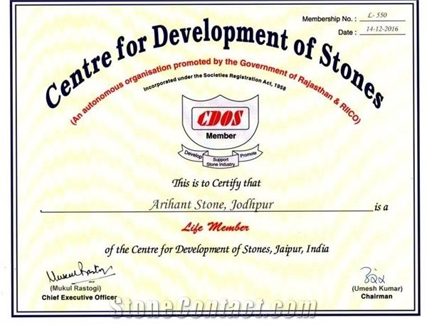 Central for Development of Stone