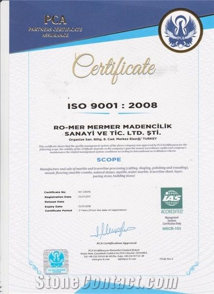 ISO-9001:2008