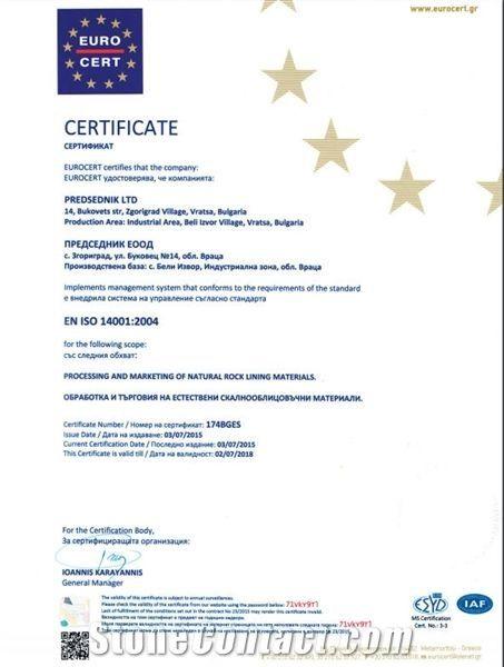 EN ISO 14001-2004