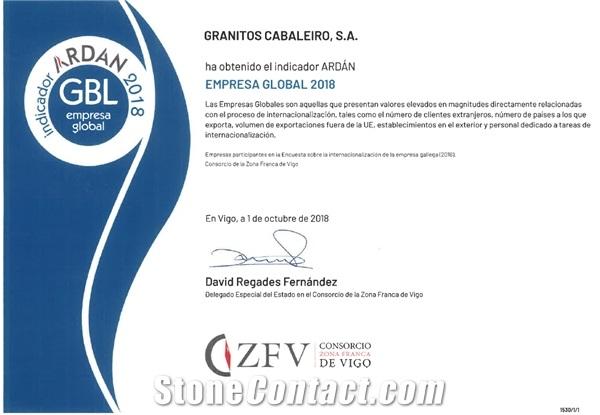 ARDAN Certificate