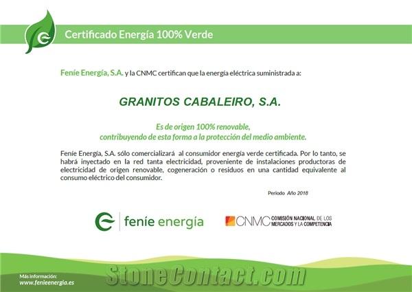 Green Energy Certificate