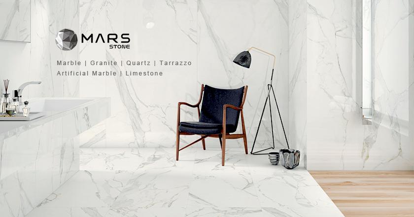 Calacatta Quartz Interior Design